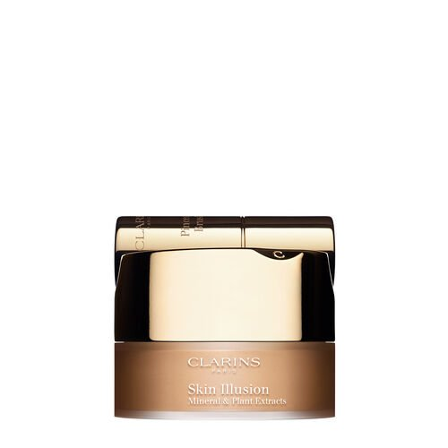 Skin Illusion Mineral & Plant Extracts Loose Powder Foundation