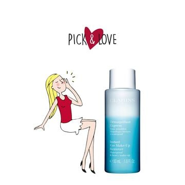 Pick&Love Instant Eye Make-Up Remover