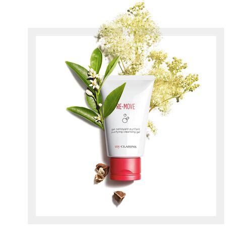 My Clarins RE-MOVE Purifying Cleansing Gel