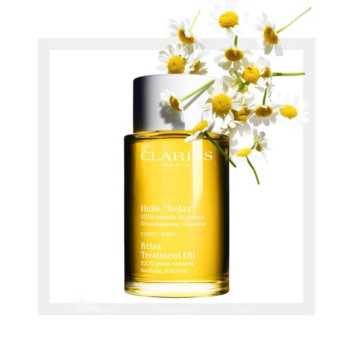 "Relax Body Treatment Oil ""Soothing/Relaxing"""