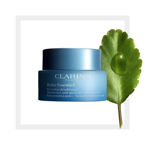 11626b28efc Hydra-Essentiel Cooling Cream-Gel - Clarins