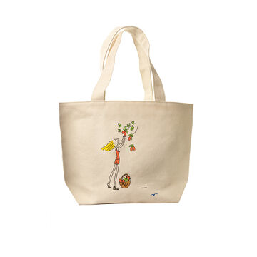 Healthy Girl Beach bag
