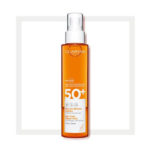 Oil-in-Mist Sun Care SPF50+
