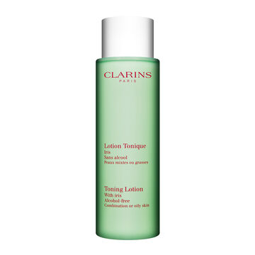 """Toning Lotion With Iris """"Combination/Oily Skin"""""""