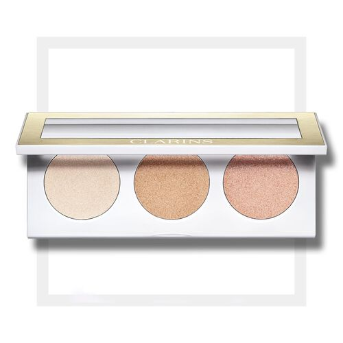 Highlighter Palette Face and Decollete