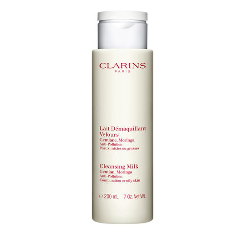 """Cleansing Milk With Gentian """"Combination/Oily Skin"""""""