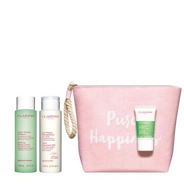 Cleansing Bag Combination to Oily Skin