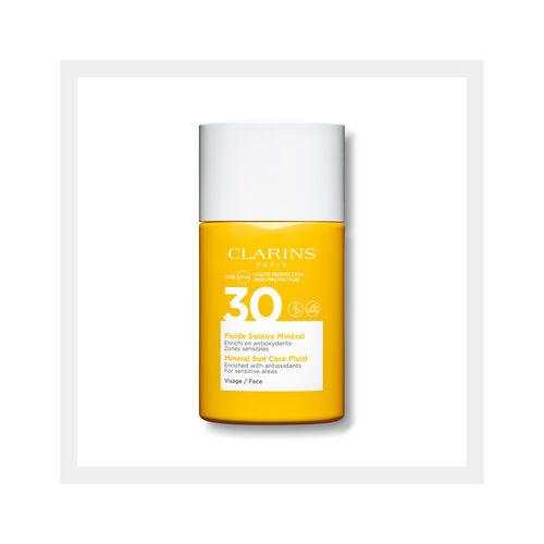 Mineral Facial Sun Care Liquid UVA/UVB 30