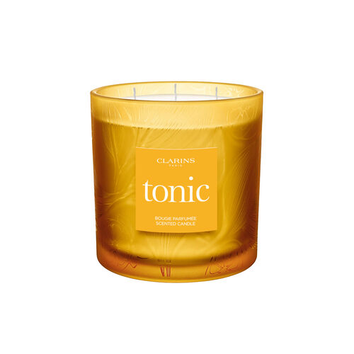 Tonic Scented Candle - 3 wicks