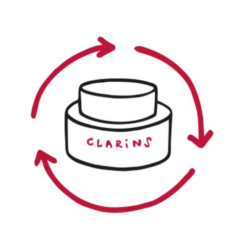 Clarins We Care - Ecodesign