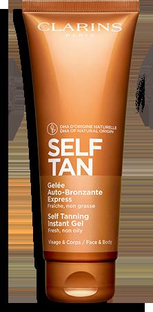 Self Tanning Instant Gel packshot