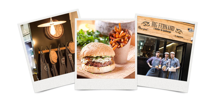 The best burgers in the French Capital