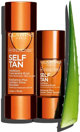 Radiance-Plus Golden Glow Booster Face and Body packshot