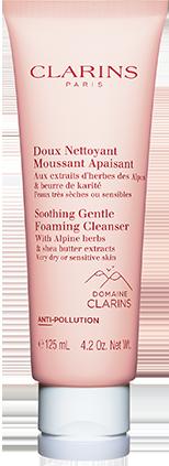 Soothing Gentle Foaming Cleanser packaging
