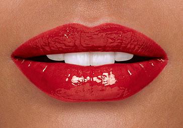 Medium skin tone 07 Intense red