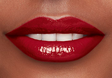 Dark skin tone 07 Intense red