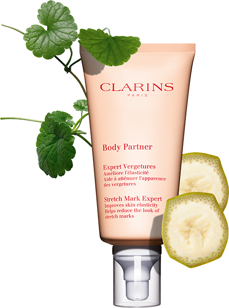 Body Partner product with plants