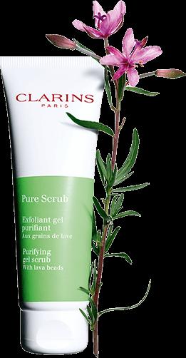 gel exfoliant Pure Scrub