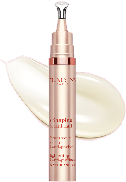 Shaping Facial Lift Eye concentrate with texture