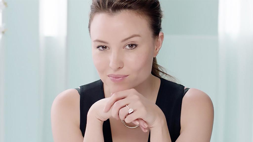 The Geri Make-up Look