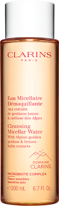 Cleanser packaging