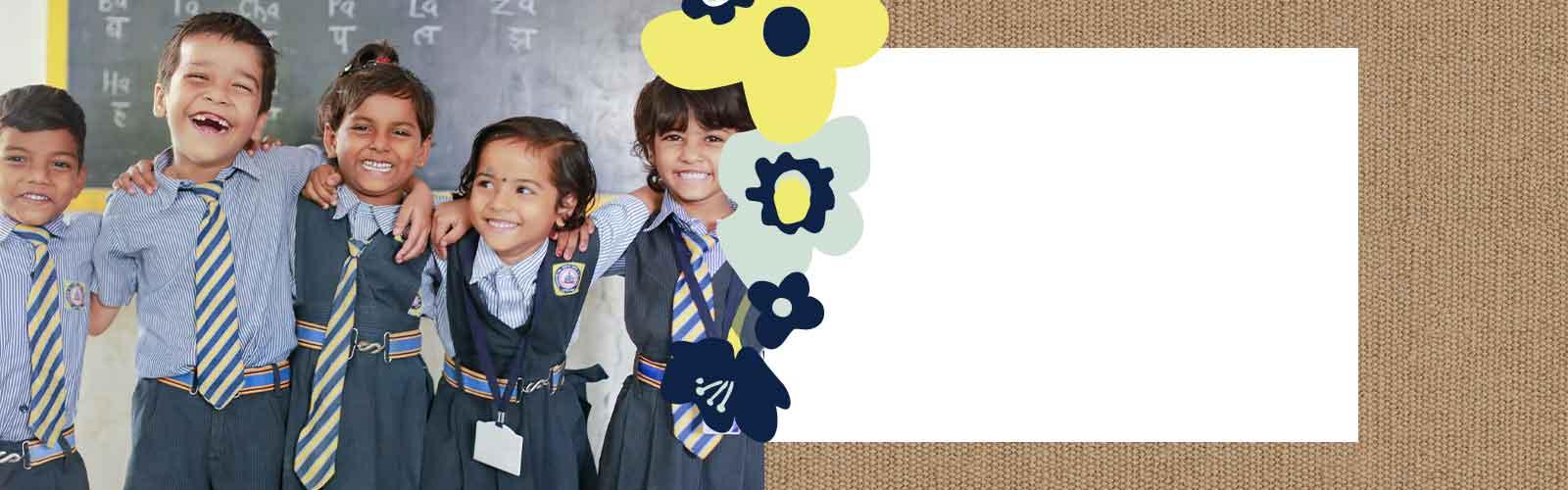 Visual of children