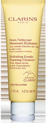 Hydrating Gentle Foaming Cleanser Packaging