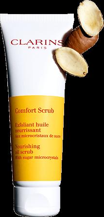 huile exfoliante Comfort Scrub