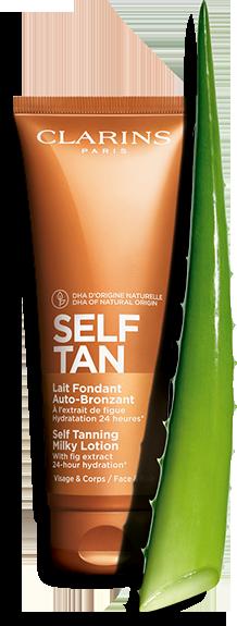 Self Tanning Milky Lotion packshot