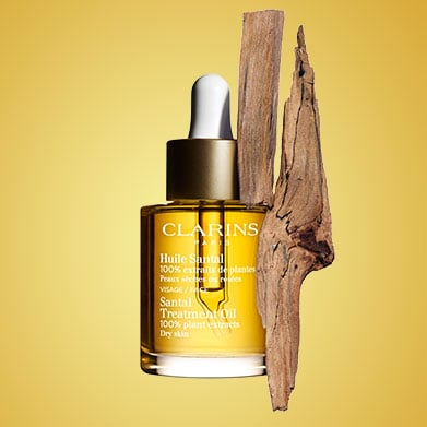 Santal Oil with Santal ingredient