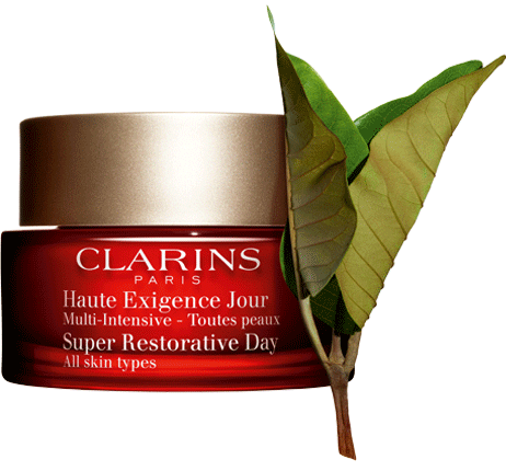 Super restorative day cream with harungana