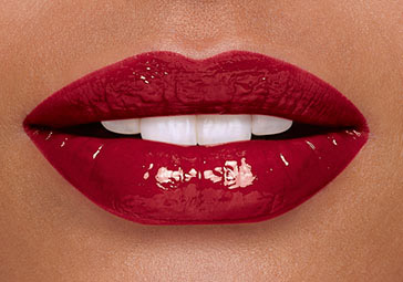 Medium skin tone 05 Intense burgundy
