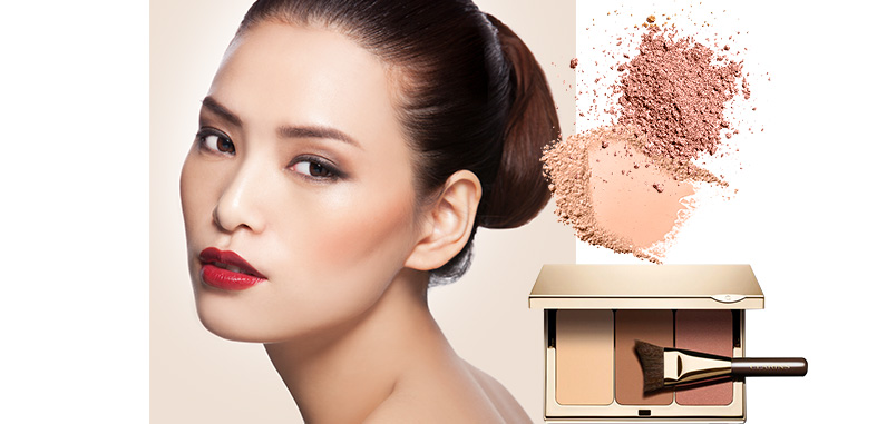 Refine your features with these make-up techniques