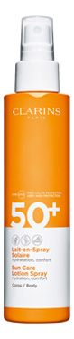 Sun Care Lotion Spray UVA/UVB 50+