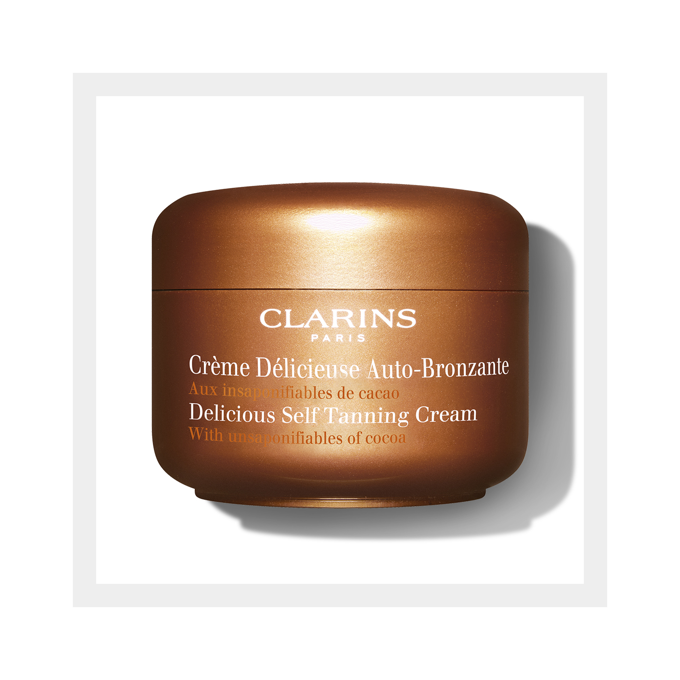 clarins tanning lotion