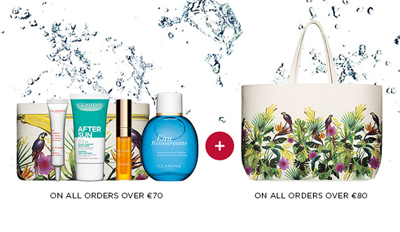 Clarins: Skin Care, Makeup, Cosmetics & Body Care - Clarins